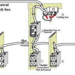 Basic Wiring Diagrams For Lights How To Do A Diagram Home Electrical File Name