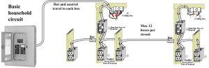 Basic Home Electrical Wiring Diagrams, File Name : Basic