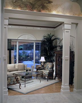 Wooden Columns For Inside House Your Home Using Decorative