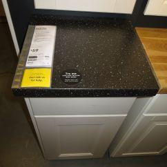 Ikea Kitchen Countertop Black Table Set Pragel Stone Remodel Pinterest