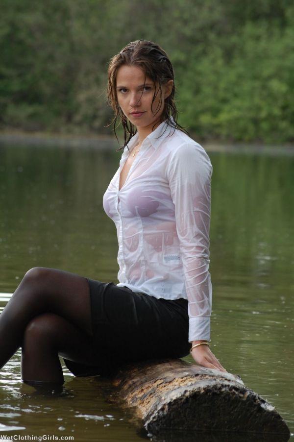 Pin Bruce Paz Wet Ladys Nude