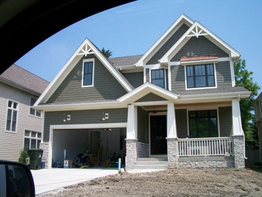 Top 60 Best Exterior Home Paint Color Ideas