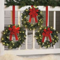 Outdoor Window Christmas Decorations - Home Design
