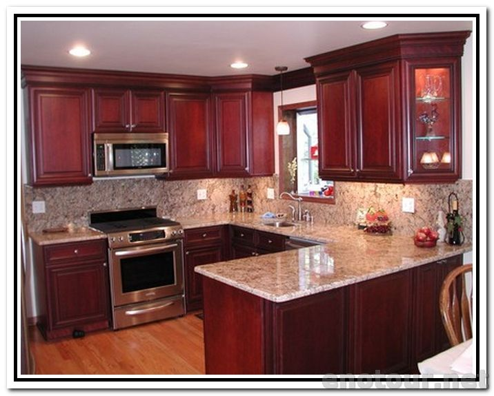 cabinets Colors  Kitchen Paint Colors With Cherry