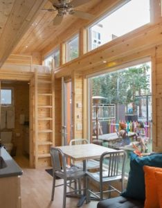 Interiors tiny house town also interior design pinterest houses square rh in