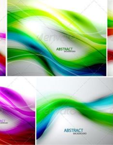 Rainbow vector waves backgrounds also editor technology and illustrators rh pinterest