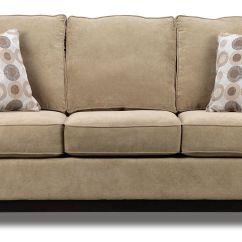 Leon S Sofas Gray Reclining Sofa Living Room Furniture Sand Castle Leons 719