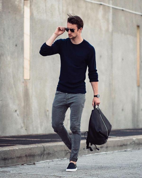 5 Outfits Make Cooler Men'