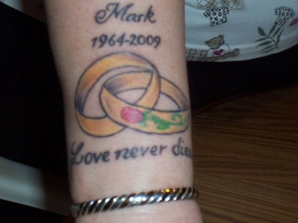 result tattoo in memory