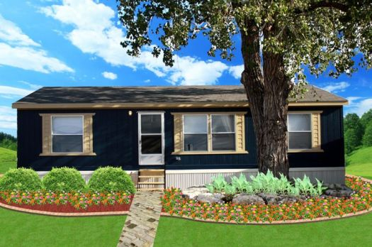 Mobile Homes Colors