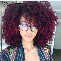 Best Selling Afro Kinky Curly Hair Human Weave Crochet