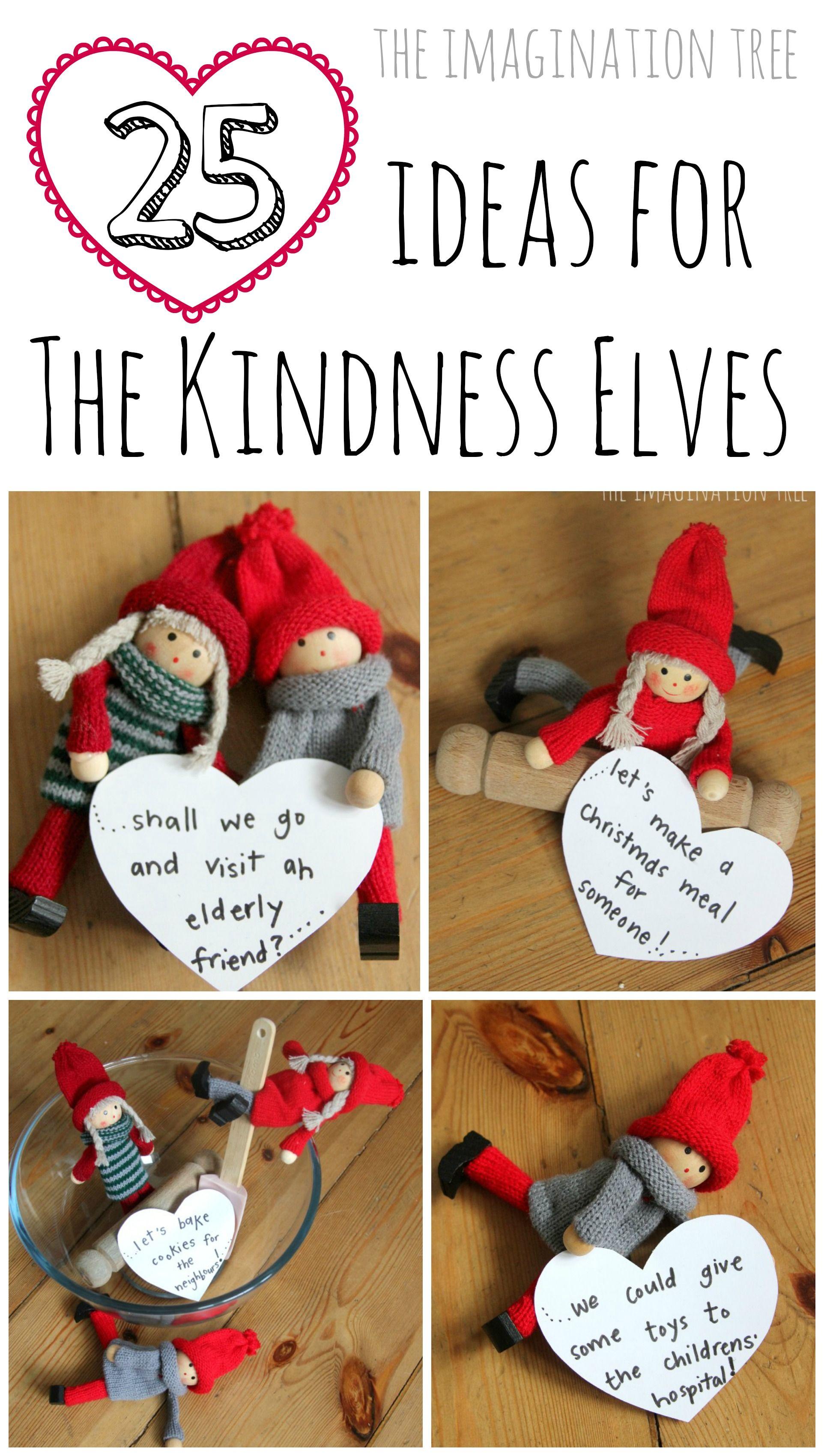 The 25 Best Kindness Elves Ideas