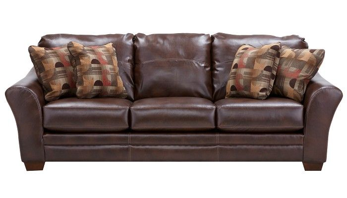 macy s furniture sofa tables buchannan microfiber sectional with reversible chaise black slumberland - brockport collection brown ...