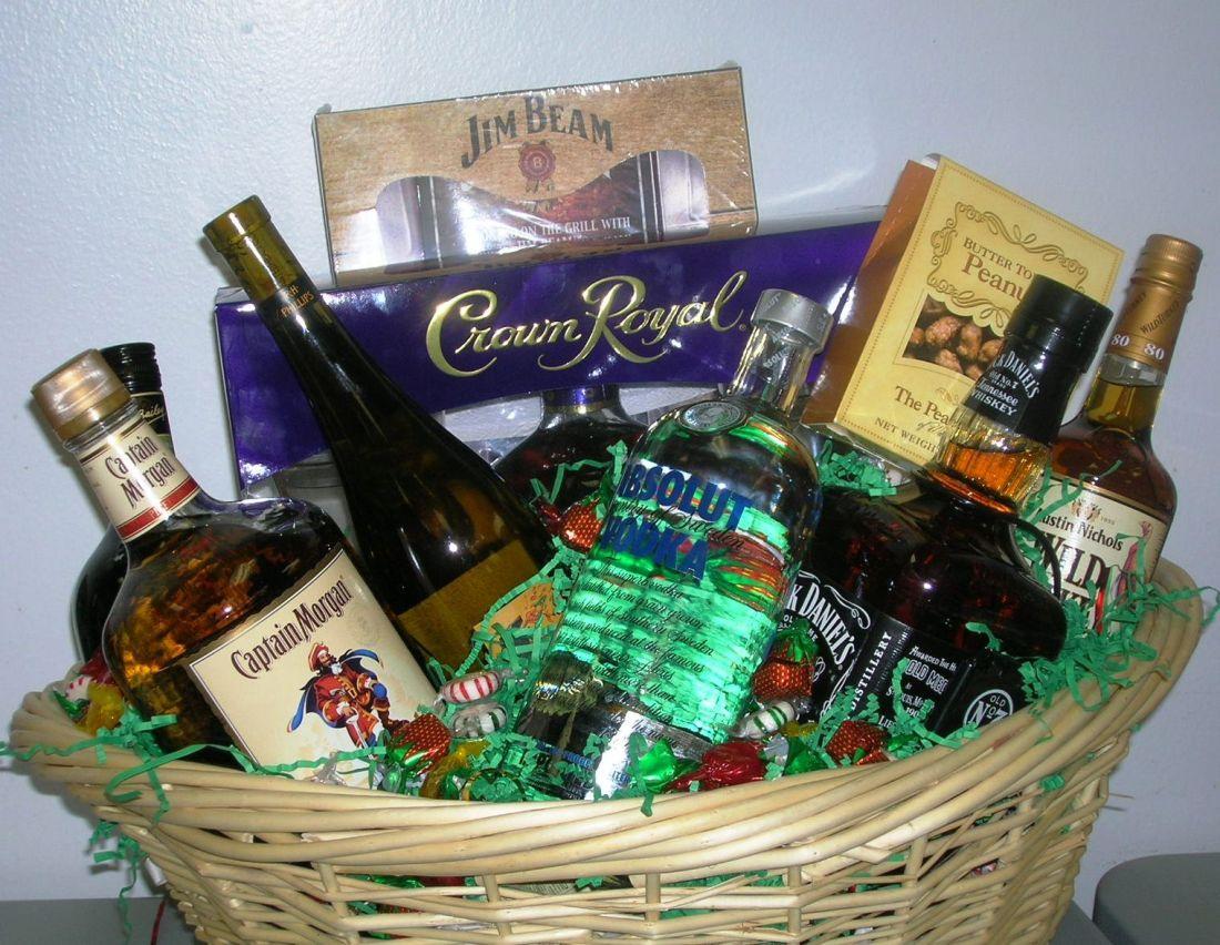 Liquor basket sold for 250 aau auction ideas