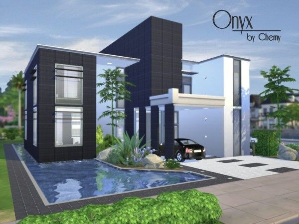 Sims 3 Modern House Plans Google Search SIMS HOUSES