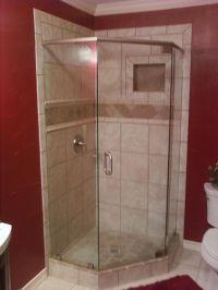 Tile Corner Showers