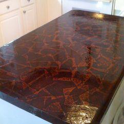 Inexpensive Kitchen Countertops Options Granite For Outdoor Paper Bag Countertop...granite Schmanite!! Get Yourself ...