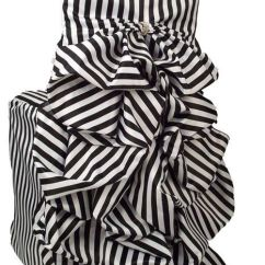 Chair Covers For Weddings Pinterest Circle Furniture Chairs Modern Black And White Striped Bussel C Chaulet Wedding Coverswedding
