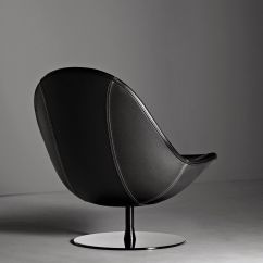 Dr Evil Chair Patio Furniture Chairs Swivel Leather Armchair Dolce Vita By La Cividina Lounge