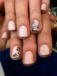 Dramatic Nail Designs For Short Nails #ShortNails | Nail ...