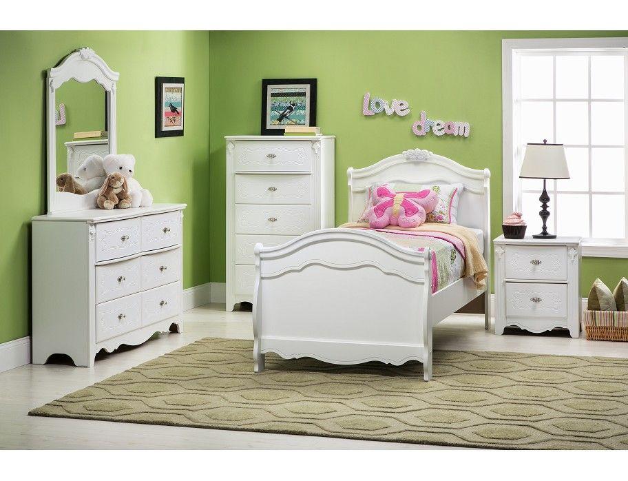 Cute bedroom set Slumberland Exquisite Collection