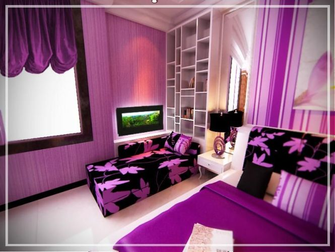 Hot Pink And Black Room Ideas Impressive Bedroom By Ryosakazaq Listed In
