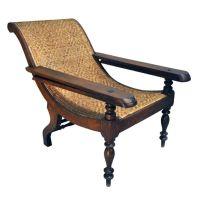 British Colonial Plantation Chair | British colonial ...