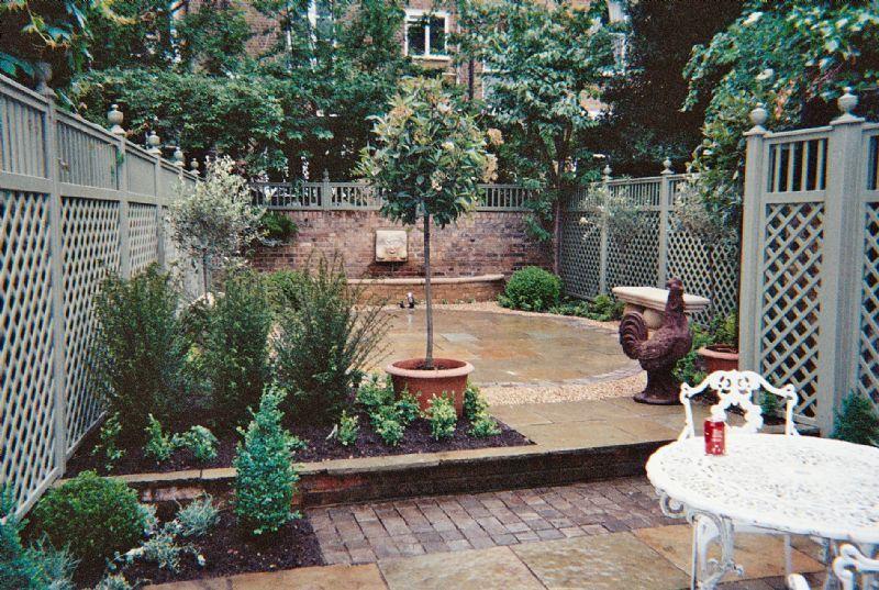 Landscape Garden Ideas Small Gardens The Gardening