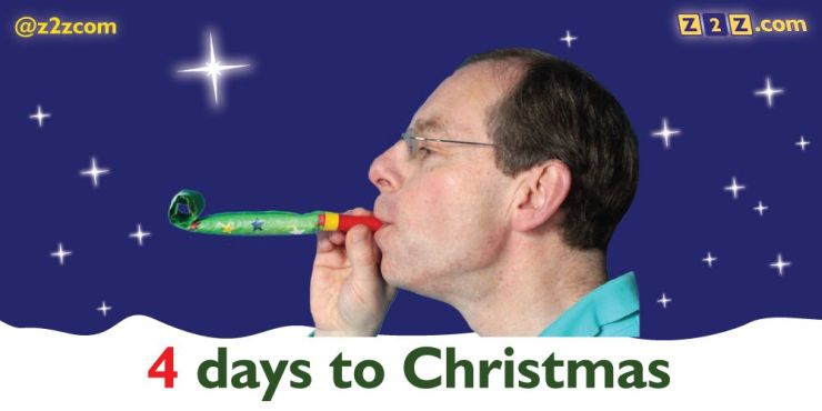 4 days to Christmas
