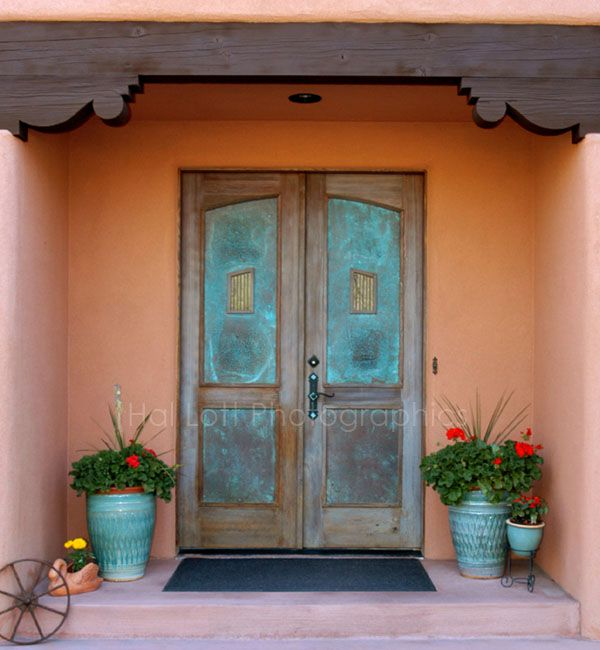 Santa Fe Style Home Decor
