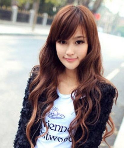 Korean Girl Long Hairstyle The Best Korean Hairstyles For Women