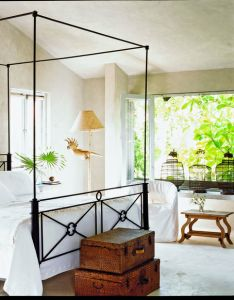 summer decorating ideas from the hip new book beach house happy themed bedroomstropical interiorsummer also rh pinterest