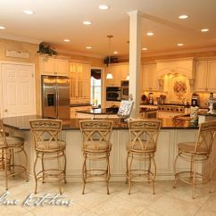 Tuscan Kitchen Island Best Appliance Brands Iland Islands French Country