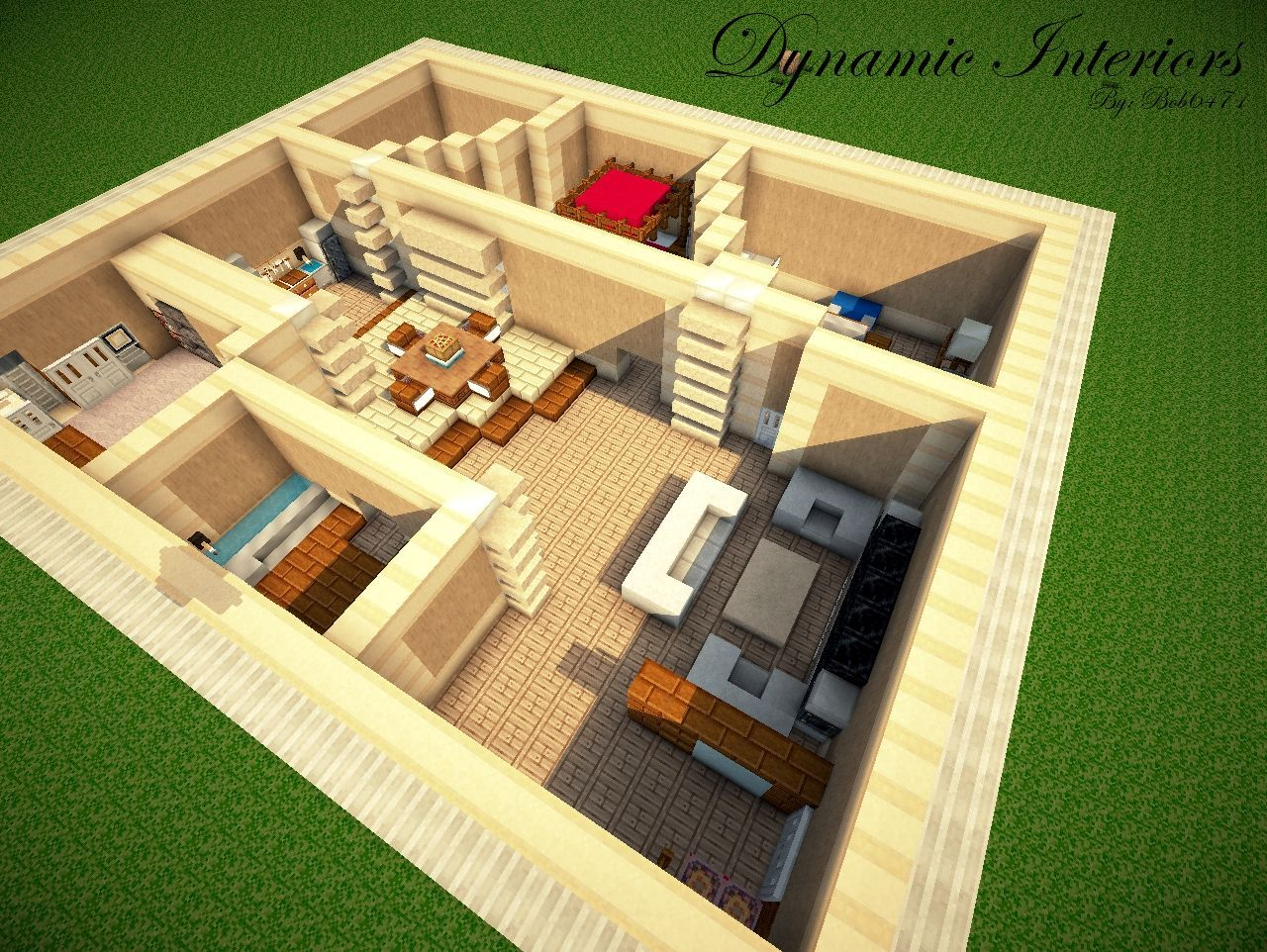 25 Best Ideas About Modern Minecraft Houses On Pinterest