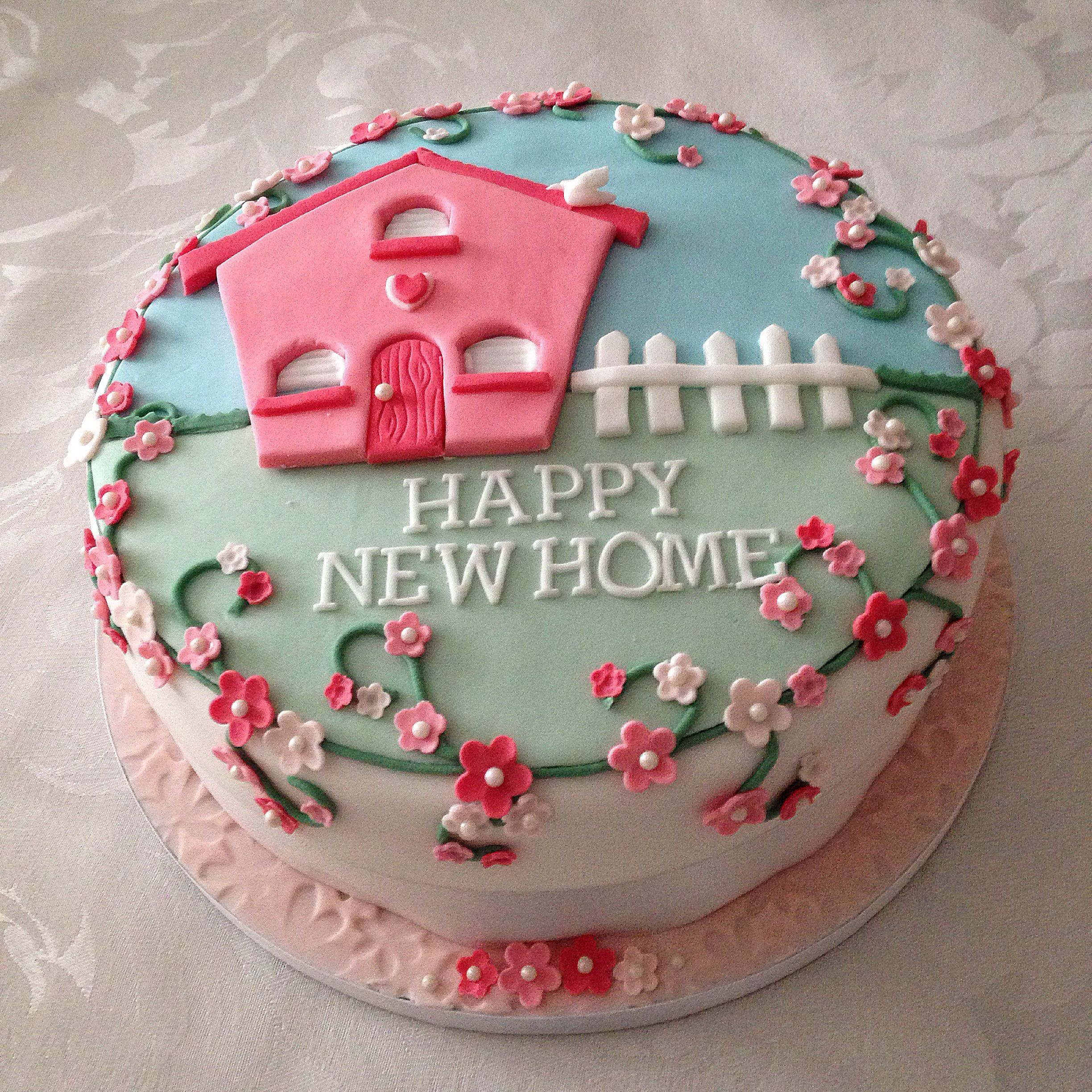 New Home Cake Food Pinterest Happy Cakes And Ideas