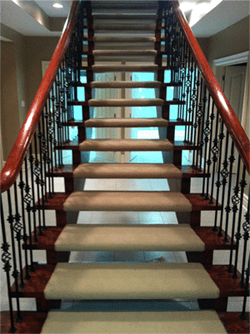 Stair Carpet Runners For Open Back Stairs Home Ideas
