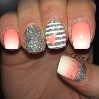 50 Bright Summer Nail Art Ideas | Characters, Face and ...