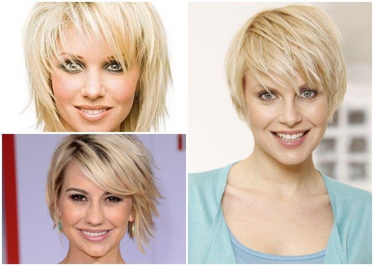 Bildergebnis Für Kurzhaarfrisur Feines Dünnes Haar Short Cuts