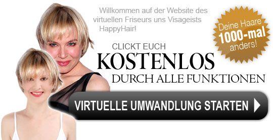 Haarfarbe Online Simulieren Kostenlos – Trendige Frisuren 2017