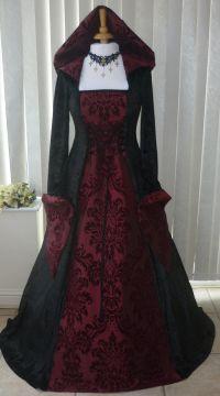 Black Medieval Dresses   www.pixshark.com - Images ...