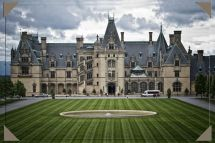 Biltmore House. Of Amazing Places