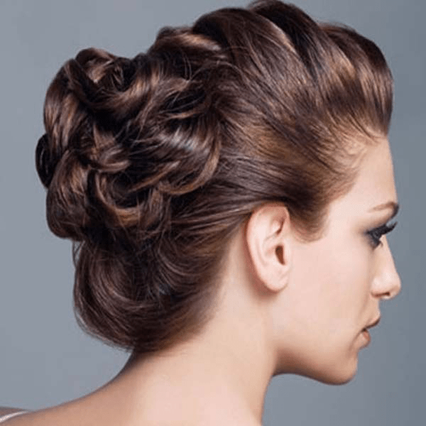 Classic Party Bun Hairstyles For Long Hair 2017 Hairstyles