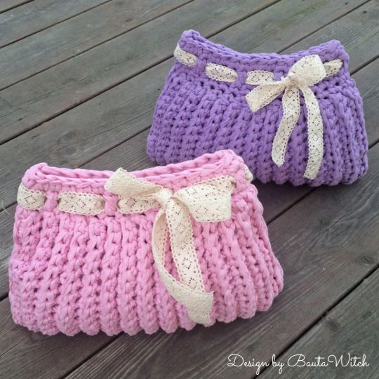 Carteras Tejidas Crochet Paso Paso
