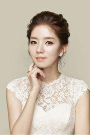 wedding hairstyle korean fade