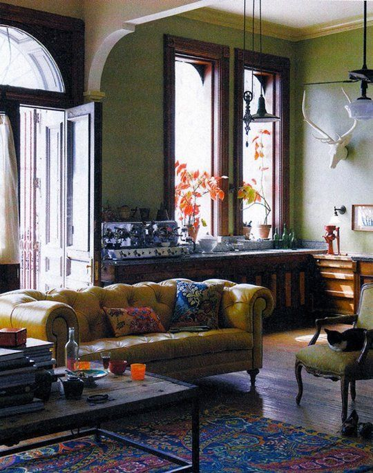 The Lovely Styling & Decorating Of Anthropologie New York