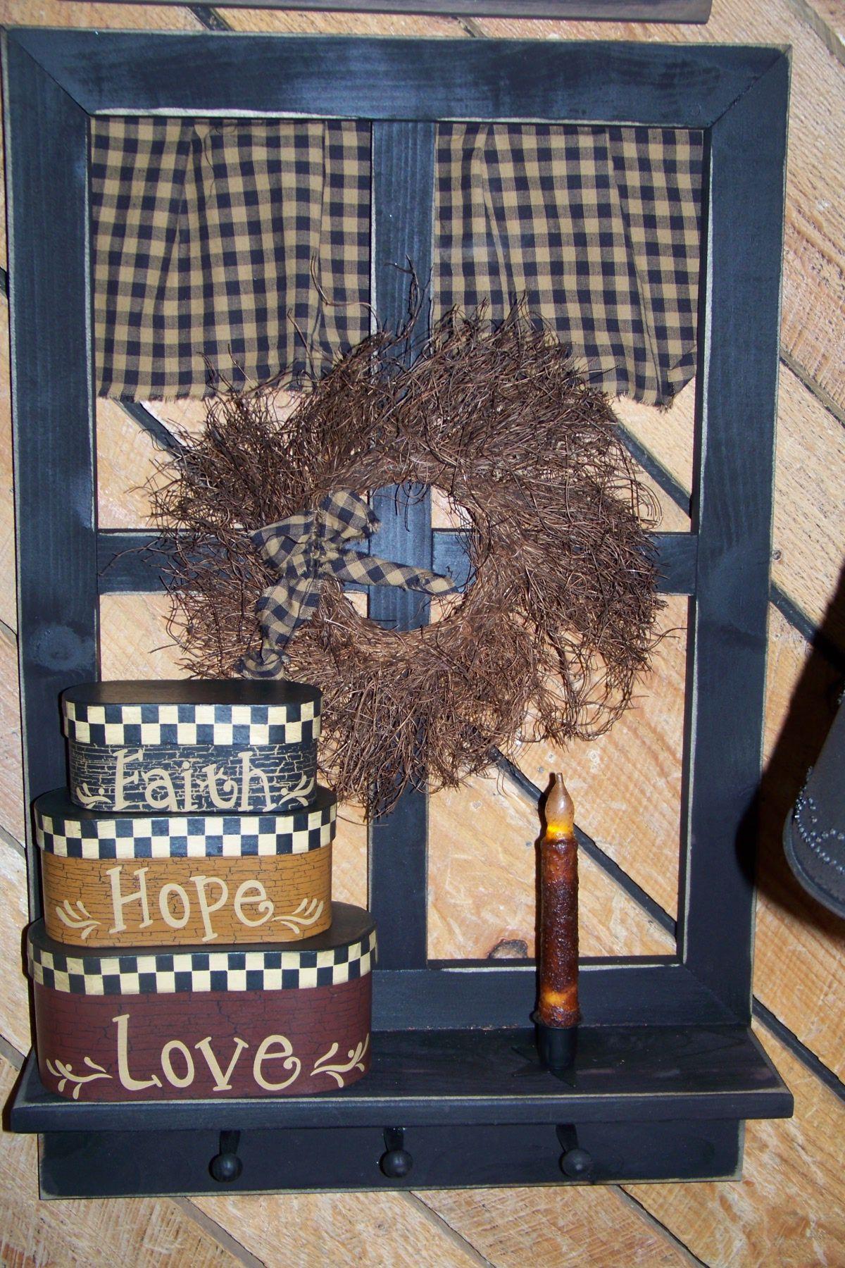 Handmade Country Home Decor