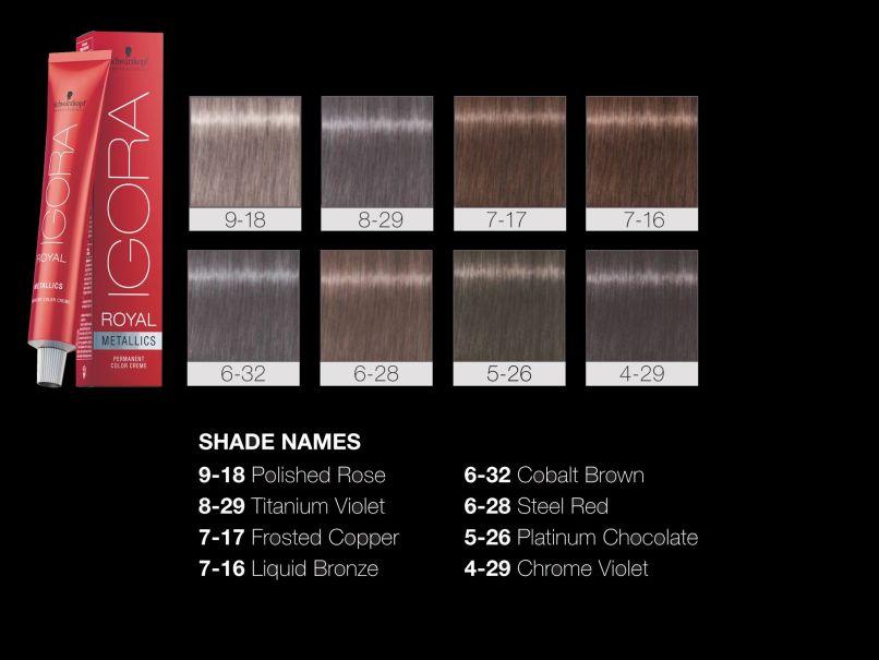Schwarzkopf Essensity Hair Colour Chart Zieview