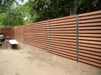 horizontal shadowbox fence - Google Search | House ...