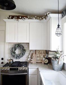 best christmas kitchen decorating ideas also decor rh za pinterest
