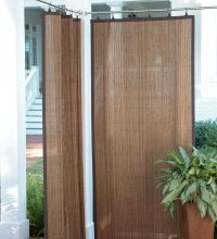 Best 20+ Bamboo curtains ideas on Pinterest | Outdoor ...
